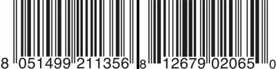 Florentine Farfalle barcode