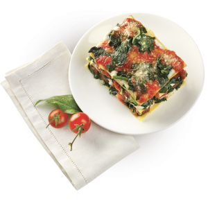 Lasagna-Marinara-Bio
