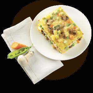 Lasagna-Vegrtables Bio