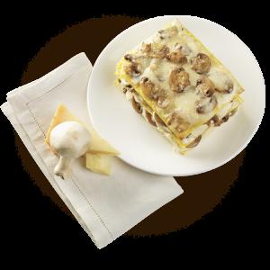 Lasagne-Funghi Bio