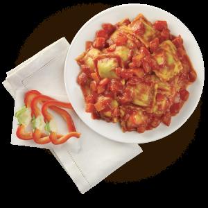 Ravioli-Peperoni Bio