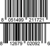 tartufo bianco barcode