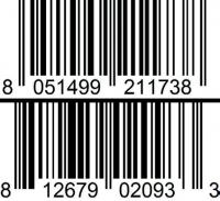 tartufo nero barcode